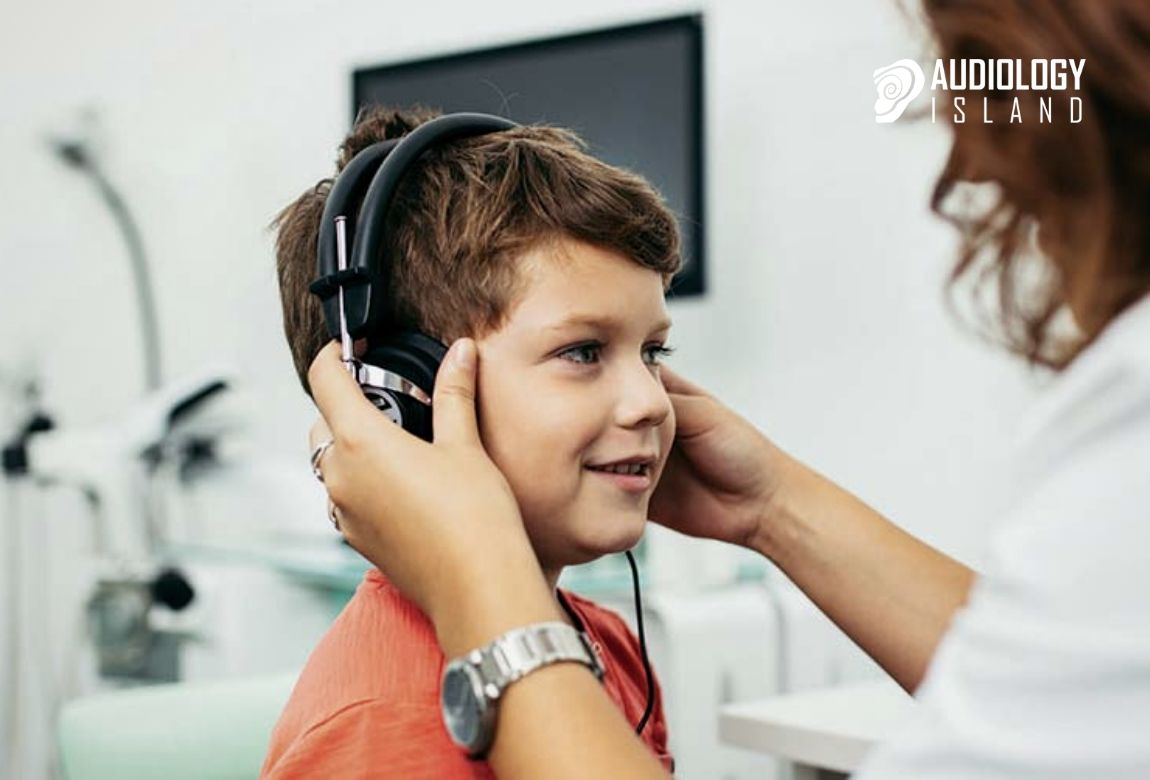Child with Unilateral Hearing Loss