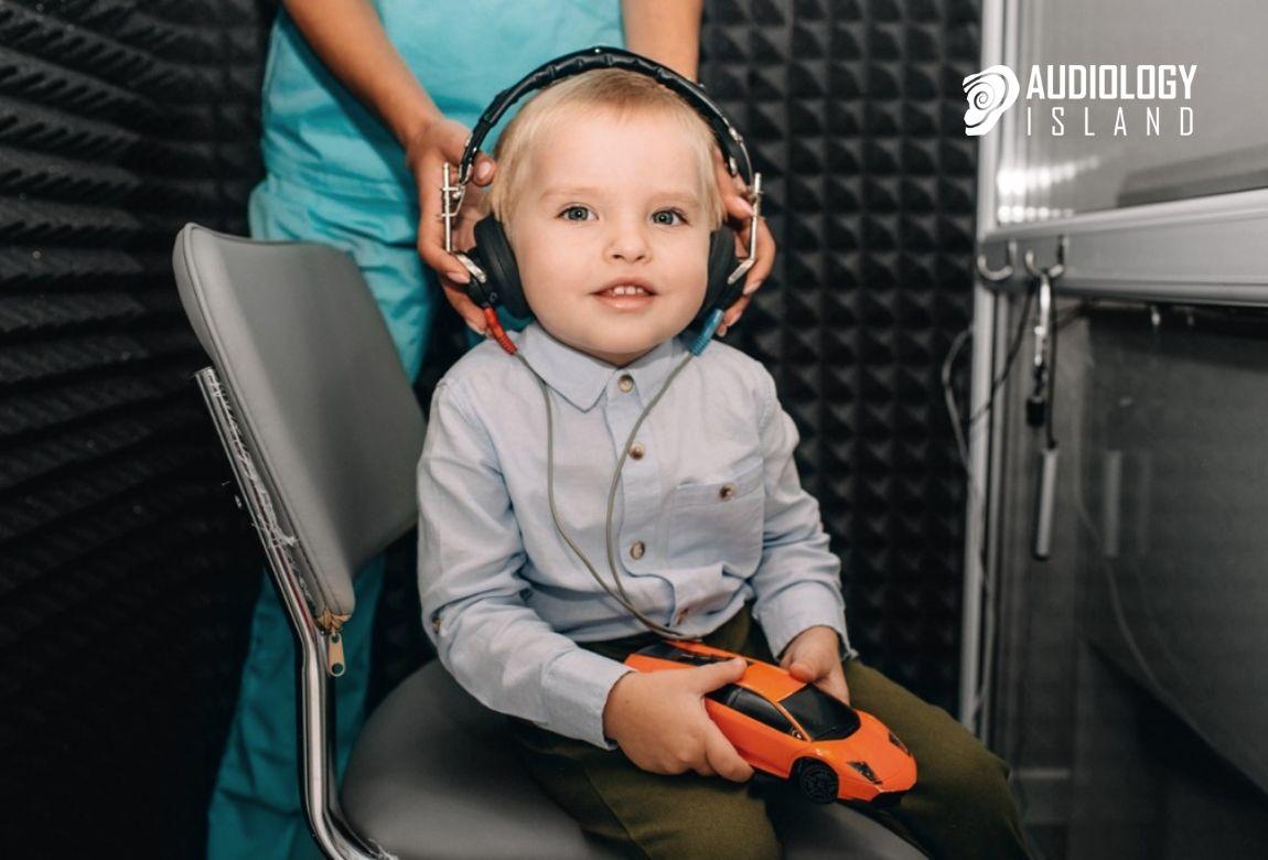 Understanding Children and Hearing Loss
