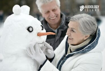 Keep Your Hearing Aids Happy In Cold Weather
