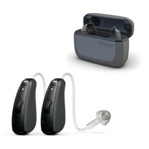 Linx Quattro pair with charger