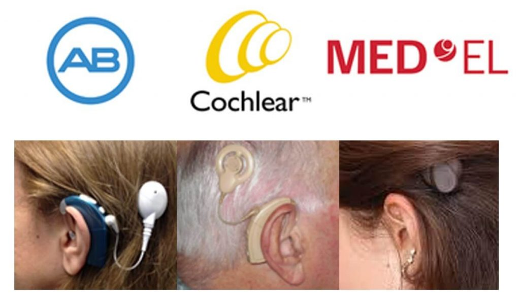 cochlear implants companies
