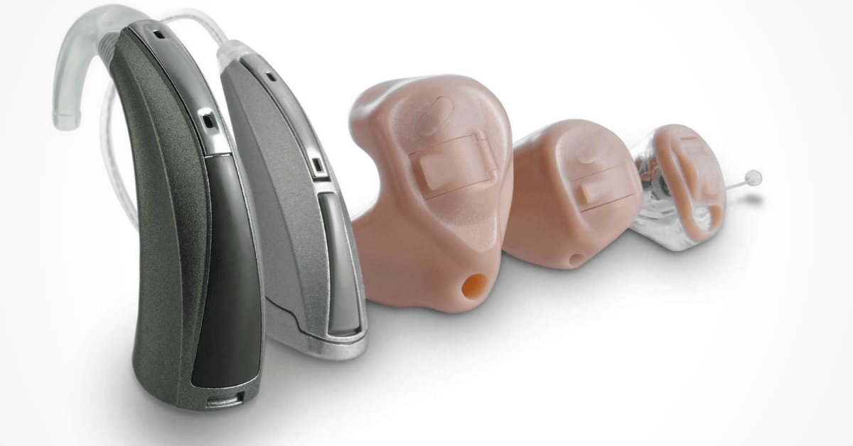 hearing aids from popular brands