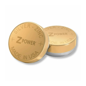 Z-Power Size 312 Rechargeable Batteries