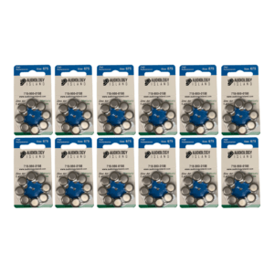 Hearing Aid Batteries Size 675 12 packs of 8