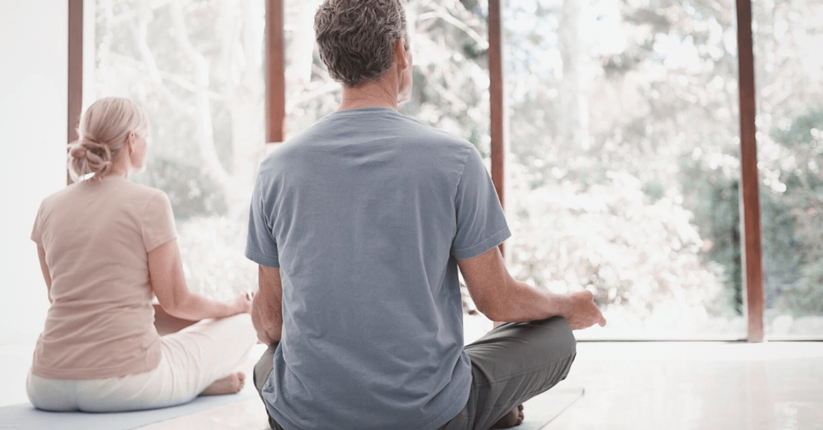 meditation against hearing loss