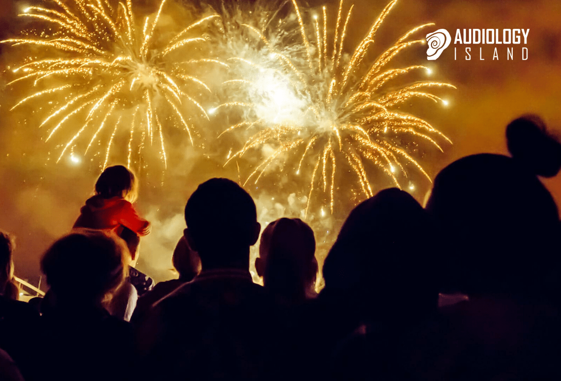 Impulse Noise – are fireworks safe?