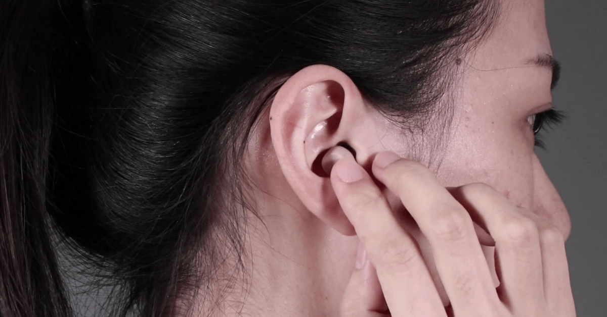 protect hearing from impulse noise