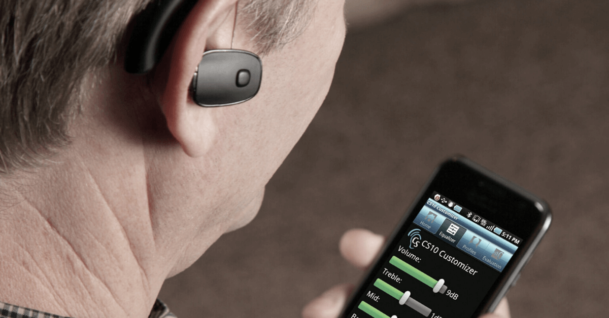 bluetooth hearing impaired phones