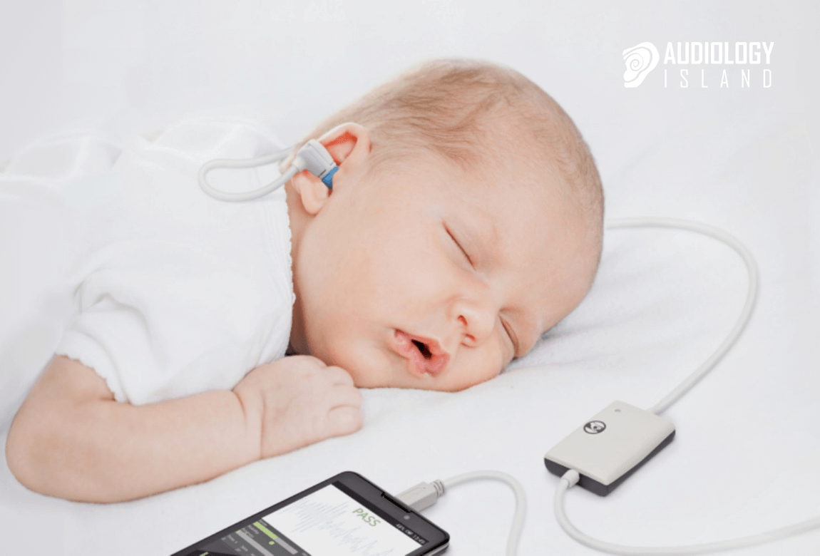 Why are newborn hearing screening important?