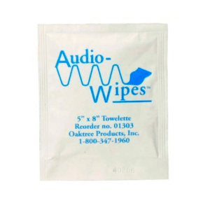 Audio Wipes Singles