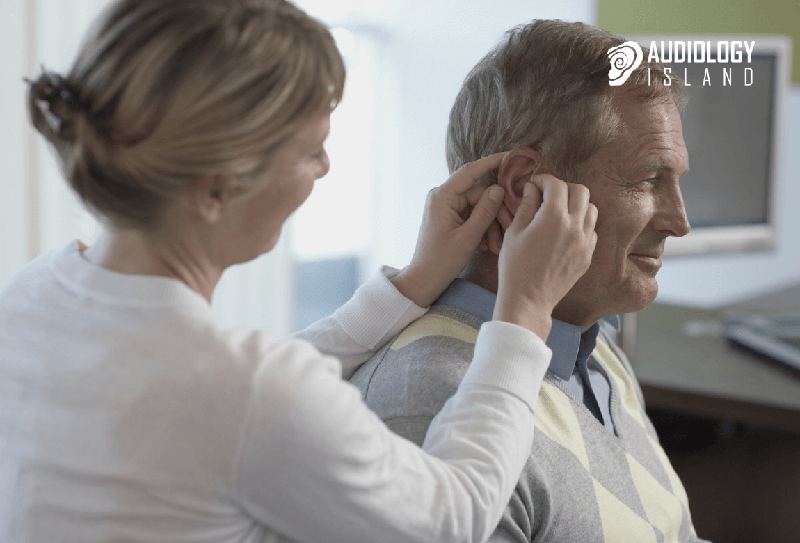 hearing aid fitting process