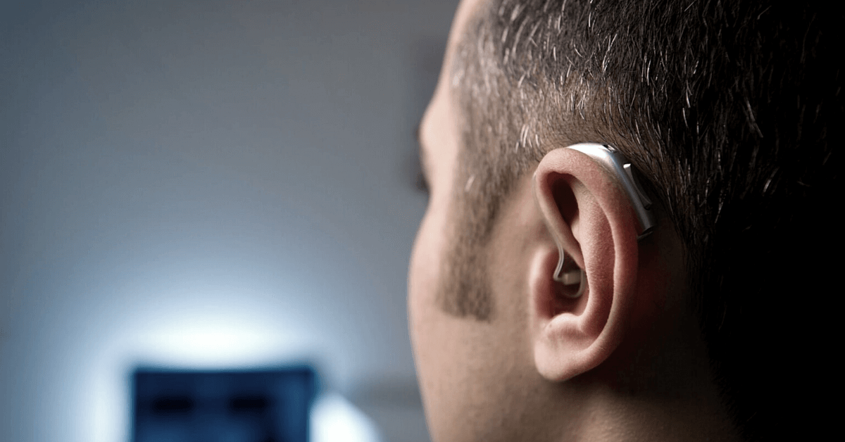 hearing aids with Bluetooth connectivity