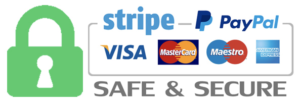 paypal and stripe payment methods