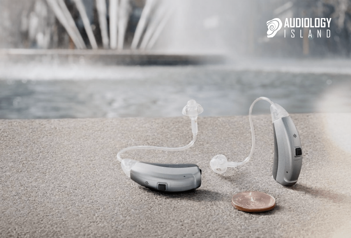 waterproof hearing aids moisture protection