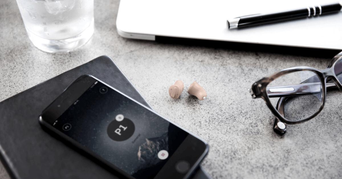 hearing aids at work