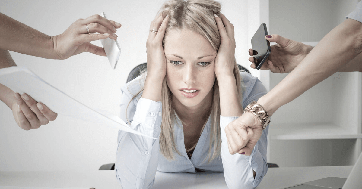 stress related hearing loss