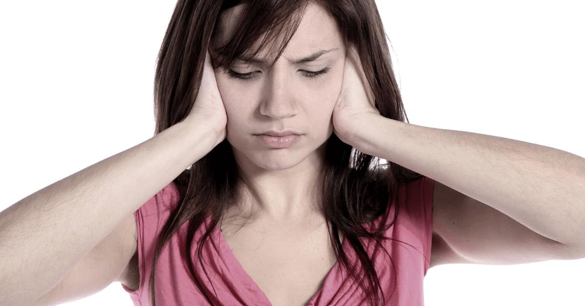 symptoms of sensorineural hearing loss