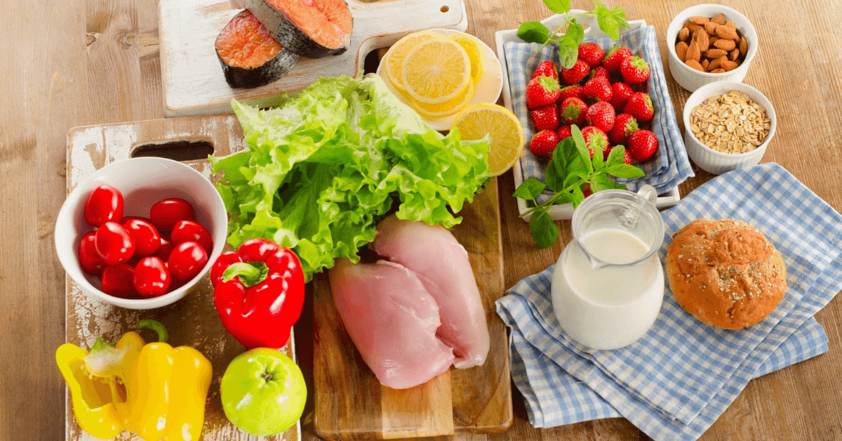 healthy diet and hearing loss