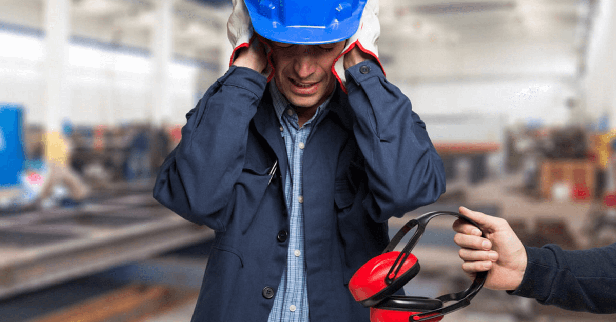 prolonged exposure to noise on hearing