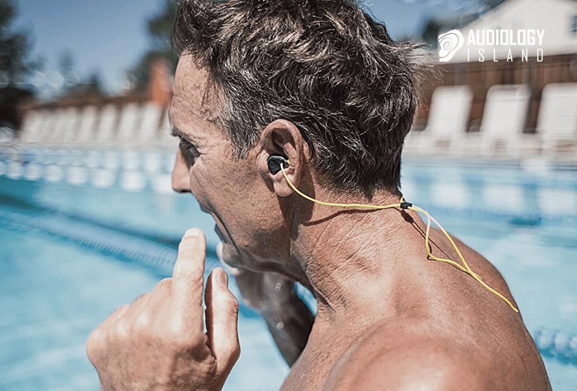 swimming earplugs
