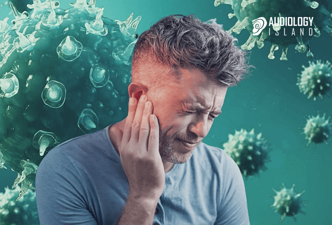 Can viruses cause hearing loss?